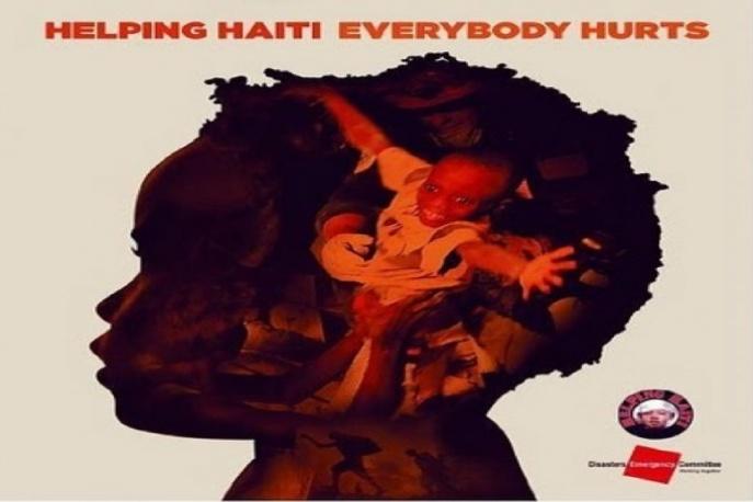 Notowanie BBC UK: Helping Haiti drugi tydzień na szczycie