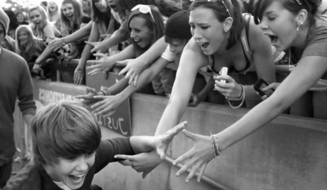 Na punkcie Justina Biebera szaleją! [video]