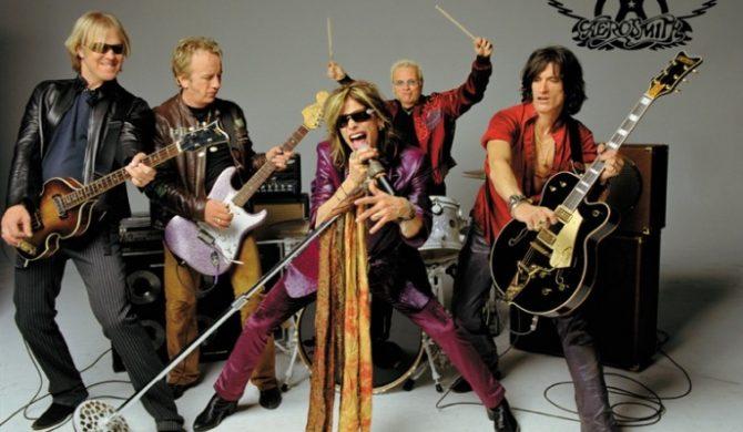 Aerosmith w Europie