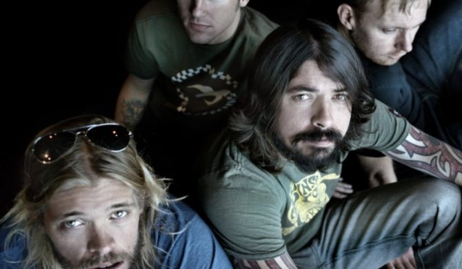 Foo Fighters biorą się za nową płytę