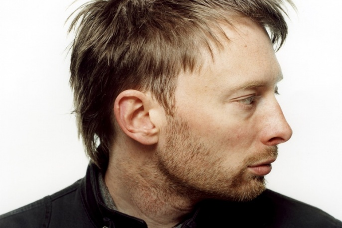 "Na żywo: Thom Yorke: ""The Daily Mail"", ""Mouse Dog Bird"", ""Give Up The Ghost"" [video]"