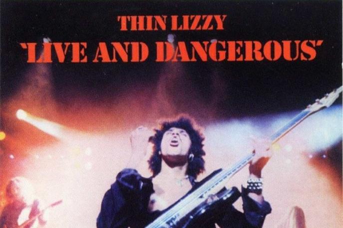 """""""Live & Dangerous"""" najlepszym koncertowym wydawnictwem wszech czasów!"""