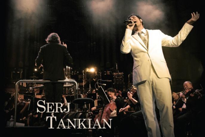 Bilety na Serj Tankiana