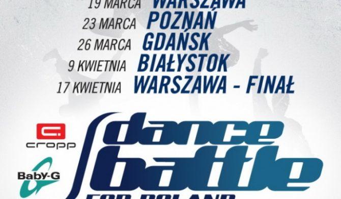 Cropp Baby-G Dance Battle For Poland 2010