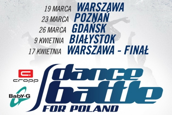 Cropp Baby-G Dance Battle For Poland 2010