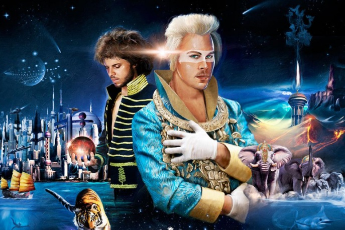 Empire Of The Sun, Ben Harper, Klaxons i Matisyahu na Openerze