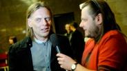 TOMEK LIPIŃSKI na premierze filmu Beats Of Freedom – Sala Kogresowa – Warszawa – 11.03.10