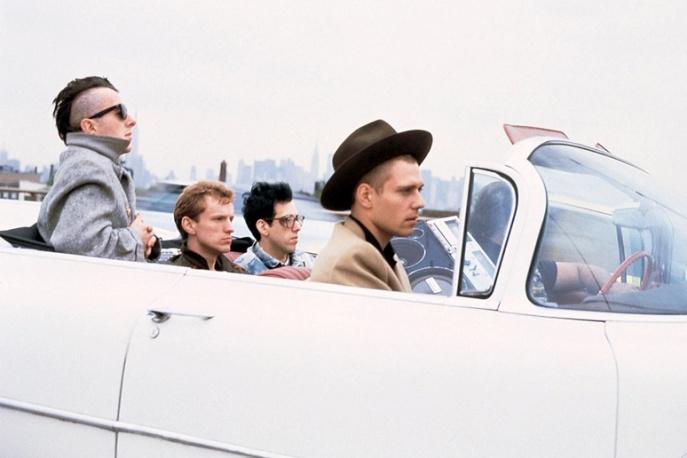 The Clash z Gorillaz