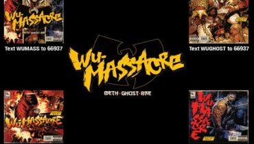 """Specjalne wydania """"Wu-Massacre"""""""
