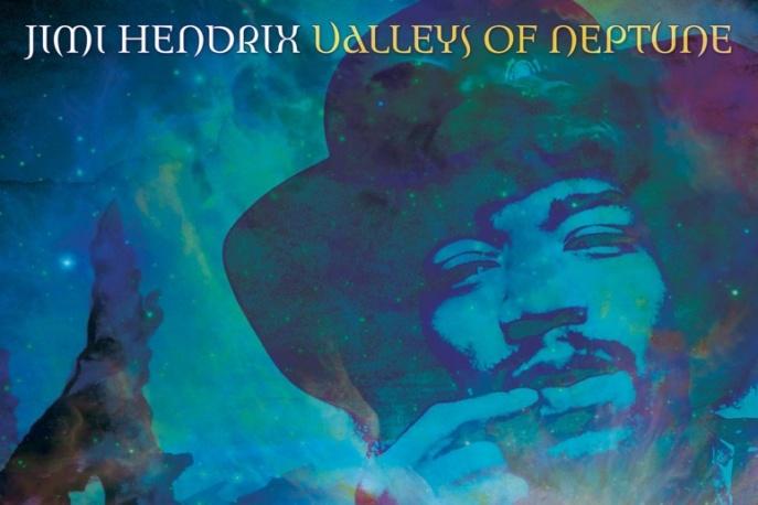 Wyślij wiadomość z koncertu Hendrixa