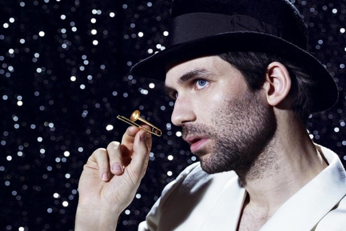 "Teledysk: Jamie Lidell – ""The Ring"""