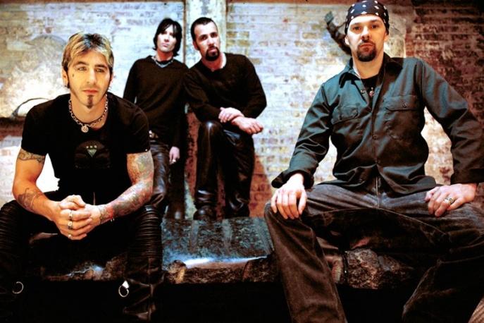 Godsmack w maju