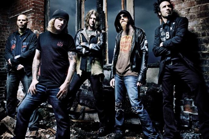Stone Sour pracuje nad albumem