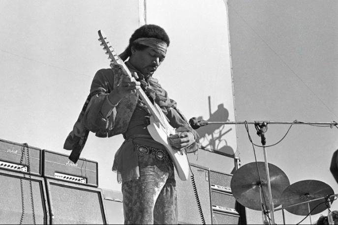 Rekordowy Jimi Hendrix