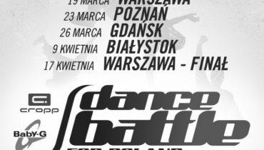 Finał Cropp Baby-G DBFP 2010 odbędzie się 23 kwietnia