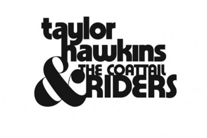 Taylor Hawkins & The Coattail Riders w maju