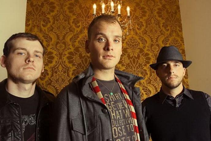 Alkaline Trio na warszawskich Juwenaliach