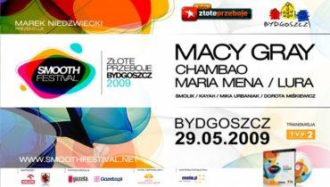 Dziś Smooth Festiwal Złote Przeboje