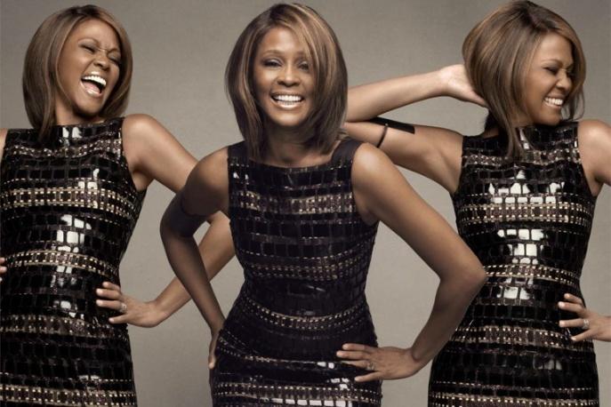 Whitney Houston narzeka na głos
