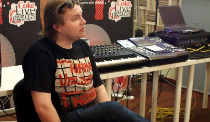 Młodzi muzycy i czołowi producenci spotkali razem